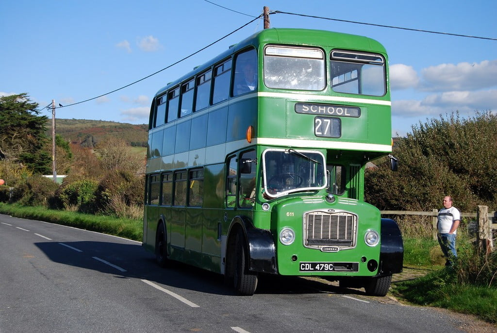 Bristol FLF6G  – 611 (CDL 479C)