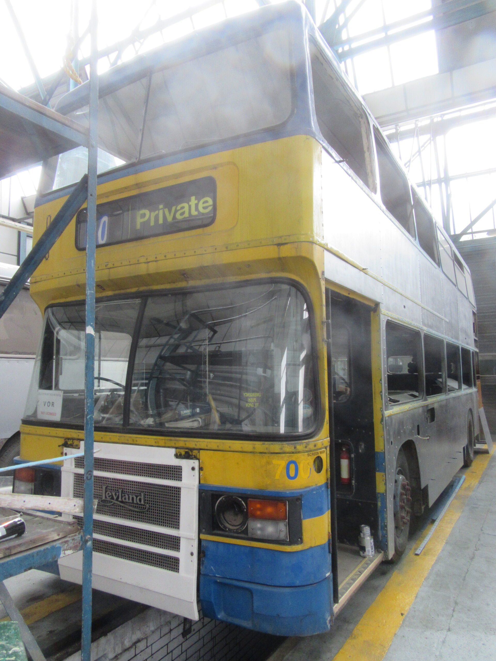 2018 0325 The Bus Garage 2 scaled