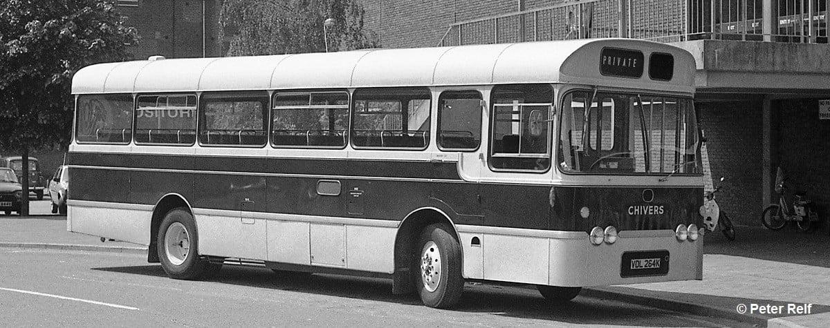 Bedford YRQ – VDL 264K