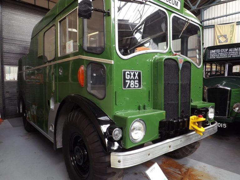 AEC Matador Tow Truck – 004 (GXX 785)