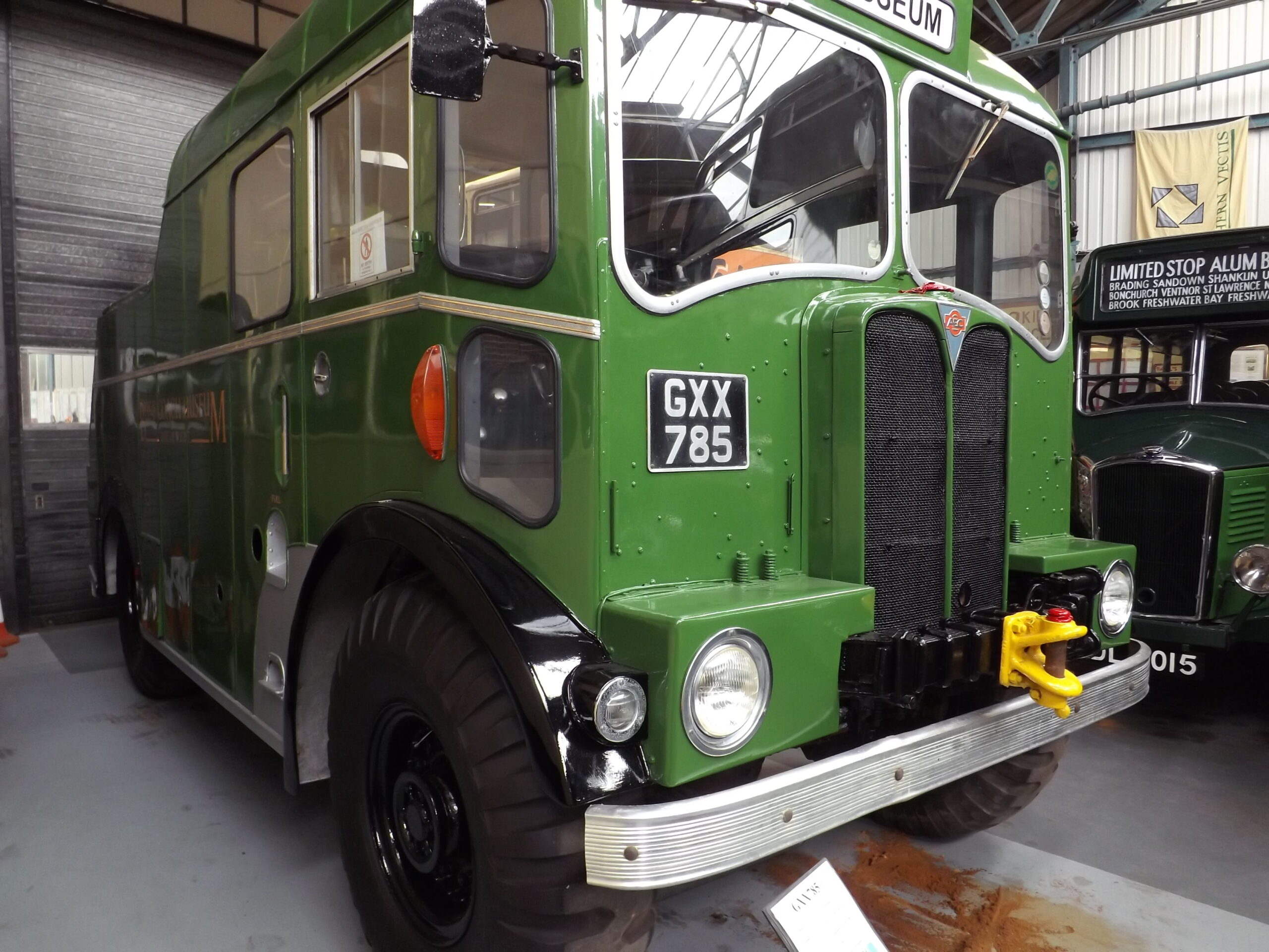2017 0727 The Bus Garage 1 scaled