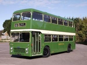 Bristol VRT 628 (SDL 638J)