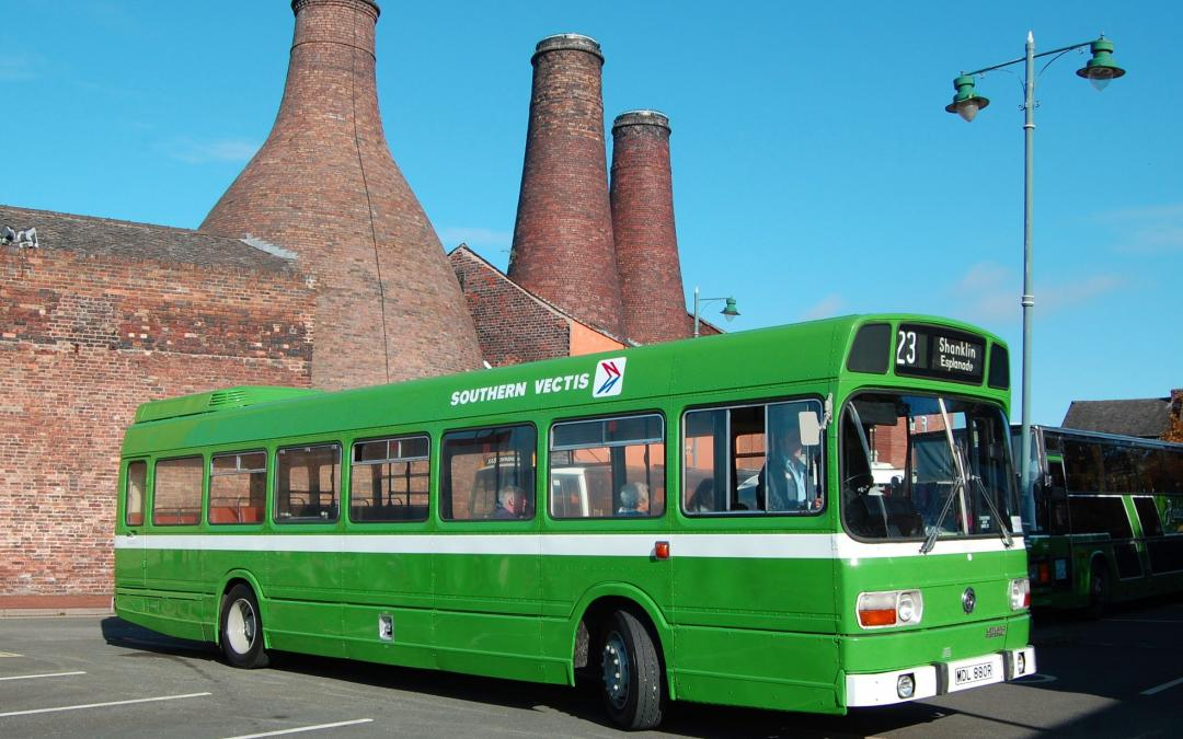 leyland national 880 returns to isle of wight following purchase