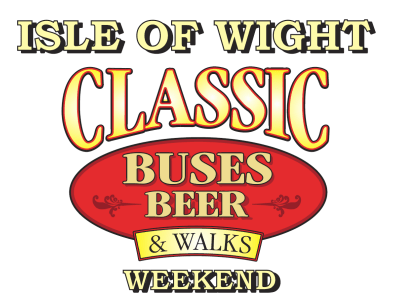 Isle of Wight classic buses and beers and walks weekend