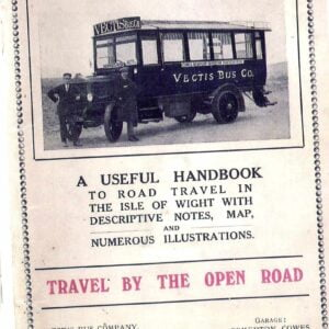 Vectis Bus 100 programme
